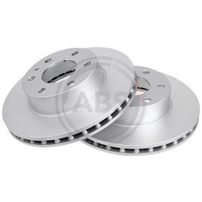 Bremsscheibe Bremsscheibendicke: 28mm, Felge: 6-loch, Ø: 300mm mit OEM-Nummer 299 6131