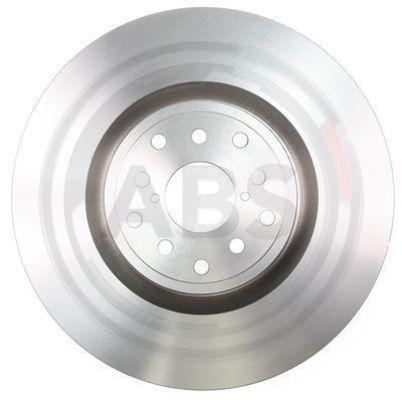 A.B.S. COATED 17918 Bremsscheibe Bremsscheibendicke: 30mm, Felge: 5-loch, Ø: 326mm