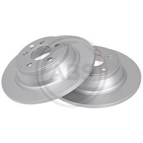 Bremsscheibe Bremsscheibendicke: 12mm, Felge: 5-loch, Ø: 302mm mit OEM-Nummer 30769058