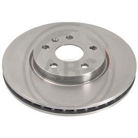 Bremsscheibe Bremsscheibendicke: 30mm, Felge: 5-loch, Ø: 321mm mit OEM-Nummer 13.502.214