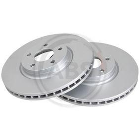 Bremsscheibe Bremsscheibendicke: 28mm, Felge: 5-loch, Ø: 300mm mit OEM-Nummer 7G91-1125EA