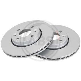 Brake Disc 18155 Clio 4 (BH_) 1.5 dCi (BHMW) MY 2019