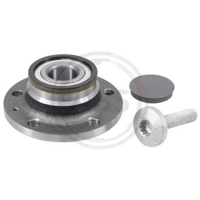 Radlagersatz Innendurchmesser: 32, 32,0mm mit OEM-Nummer 3G0 598 611 A