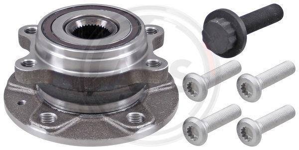 A.B.S.  200986 Wheel Bearing Kit Inner Diameter: 25mm