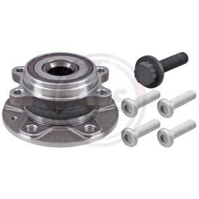 Radlagersatz Innendurchmesser: 25mm mit OEM-Nummer 8J0 598 625