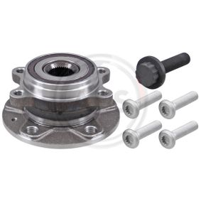 Wheel Bearing Kit Inner Diameter: 25mm with OEM Number 8J0 598 625