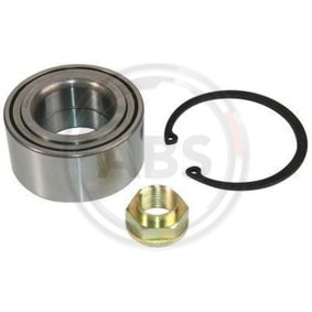 Wheel Bearing Kit with OEM Number 44300-S84-A02