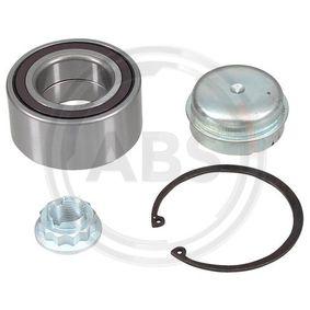 2007 Mercedes W245 B 180 CDI 2.0 (245.207) Wheel Bearing Kit 201110