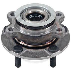 Wheel Bearing Kit with OEM Number 4020 2JG 01B