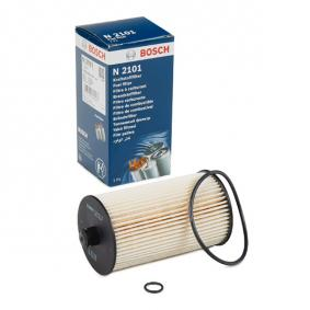 Fuel filter Height: 131,6mm with OEM Number 2E0127177