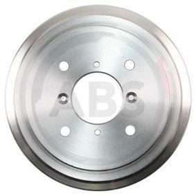 Bremstrommel Art. Nr. 2601-S 120,00€