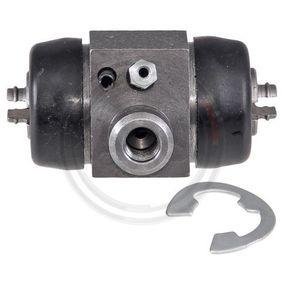 Cilindretto freno Ø: 19,1mm con OEM Numero GWC 1102