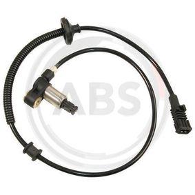 Sensor, Raddrehzahl Länge: 765mm mit OEM-Nummer 4545.54