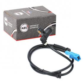 Sensor, wheel speed 30077 206 Hatchback (2A/C) 2.0 HDI 90 MY 1999