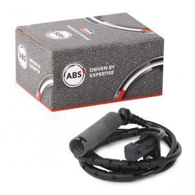 Sensor, Raddrehzahl Länge: 954mm mit OEM-Nummer 3452 6762 466