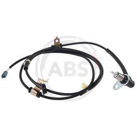 Capteur ABS et Bague ABS SUZUKI LIANA (ER) 1.4 DDiS de Année 04.2004 90 CH: Capteur, vitesse de roue (30338) pour des A.B.S.