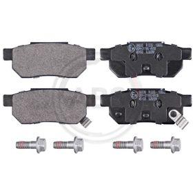 Комплект спирачно феродо, дискови спирачки ширина 1: 89,0мм, височина 1: 35,5мм, дебелина 1: 13,0мм с ОЕМ-номер GBP90316AF