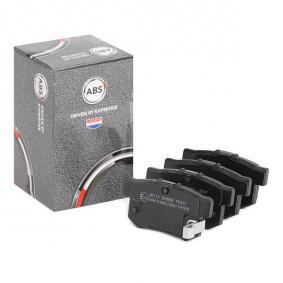 Brake Pad Set, disc brake Width 1: 88,9mm, Height 1: 47,8mm, Thickness 1: 14,5mm with OEM Number 43022SX0A52