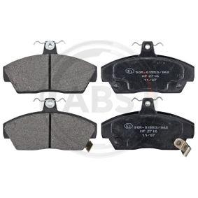 Bremsbelagsatz, Scheibenbremse Breite 1: 117,5mm, Höhe 1: 65,5mm, Dicke/Stärke 1: 18,2mm mit OEM-Nummer GBP 90314