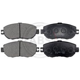 Bremsbelagsatz, Scheibenbremse Breite 1: 144mm, Höhe 1: 63,8mm, Dicke/Stärke 1: 17,8mm mit OEM-Nummer 0446550110