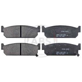 Bremsbelagsatz, Scheibenbremse Breite 1: 108,7mm, Höhe 1: 35,3mm, Dicke/Stärke 1: 15mm mit OEM-Nummer 440604U090