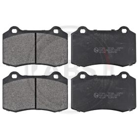 Bremsbelagsatz, Scheibenbremse Breite 1: 109,7mm, Höhe 1: 69,3mm, Dicke/Stärke 1: 15mm mit OEM-Nummer C2C24016