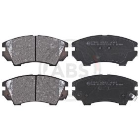 Brake Pad Set, disc brake Width 1: 142mm, Height 1: 66,7mm, Thickness 1: 19,1mm with OEM Number 1605265