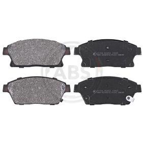 Bremsbelagsatz, Scheibenbremse Breite 1: 148,1mm, Höhe 1: 61,2mm, Dicke/Stärke 1: 19,0mm mit OEM-Nummer 1605135