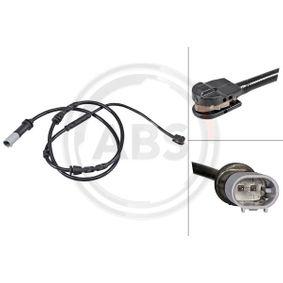 A.B.S.  39687 Предупредителен контактен сензор, износване на накладките дължина на контактния датчик: 955мм