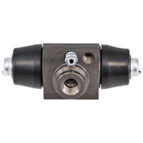 Radbremszylinder Ø: 19,05mm mit OEM-Nummer 6Q0611053B