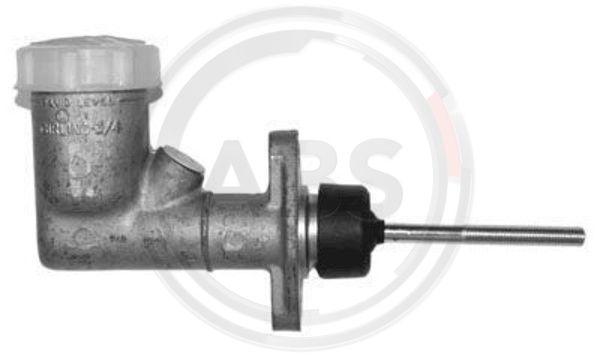 A.B.S.  51960X Geberzylinder, Kupplung Anzahl der Befestigungsbohrungen: 2