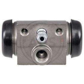Wheel Brake Cylinder 52955X PUNTO (188) 1.2 16V 80 MY 2006