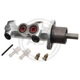 Brake Master Cylinder 61055X PUNTO (188) 1.2 16V 80 MY 2002