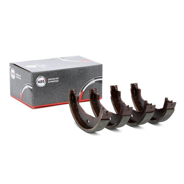 Brake Shoe Set, parking brake A.B.S. 9069 expert knowledge