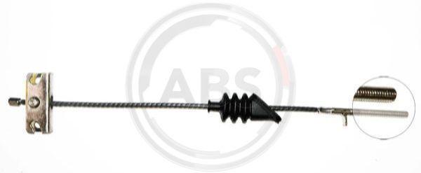 A.B.S.  K10281 Cablu, frana de parcare