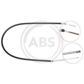Câble de frein à main pour SUZUKI Samurai SUV (SJ) 1.3