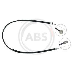 Cable, parking brake K18086 PUNTO (188) 1.2 16V 80 MY 2006
