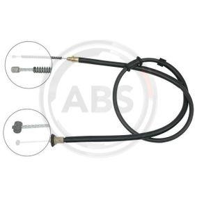 Cable, parking brake K18217 PANDA (169) 1.2 MY 2012