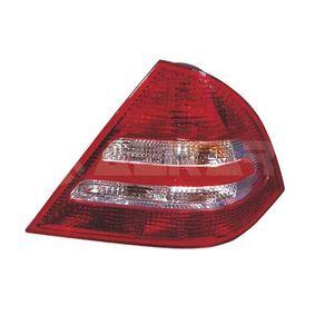 2003 Mercedes W203 C 220 CDI 2.2 (203.006) Combination Rearlight 2212534