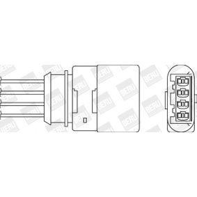 Lambdasonde Kabellänge: 450mm mit OEM-Nummer 022 906 262BG