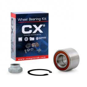 Juego de cojinete de rueda CX039 MICRA 3 (K12) 1.5 dCi ac 2006