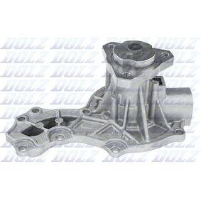 Water Pump with OEM Number 56121011