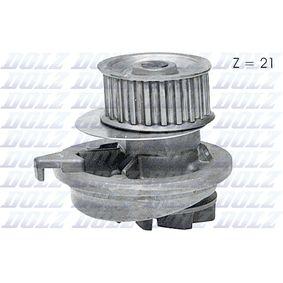 Wasserpumpe mit OEM-Nummer 1334014