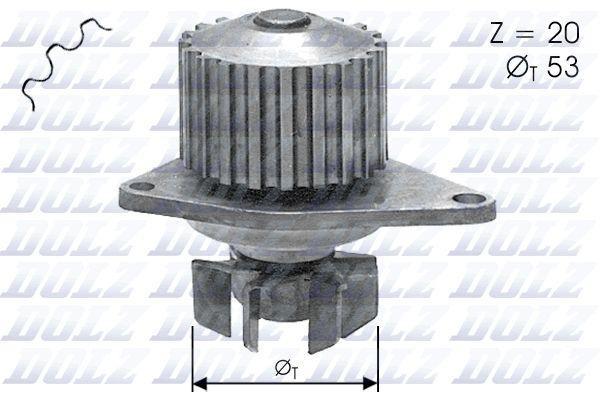 DOLZ  C110 Wasserpumpe