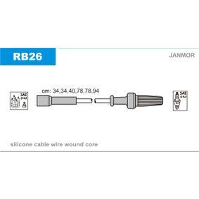 JANMOR  RB26 Zündleitungssatz Silikon