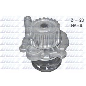 Wasserpumpe mit OEM-Nummer 06A 121 012E