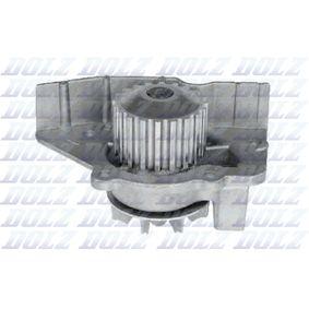 Wasserpumpe mit OEM-Nummer 1201 65