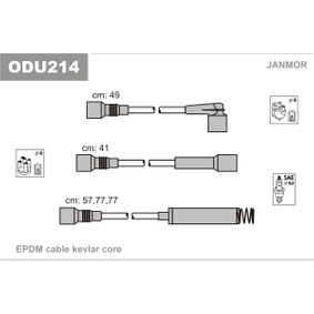 Ignition Cable Kit Article № ODU214 £ 140,00