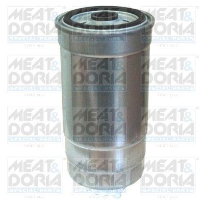 MEAT & DORIA  4266 Kraftstofffilter Höhe: 167mm