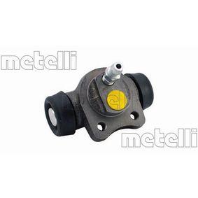 Cilindro de freno de rueda Nº de artículo 04-0058 120,00€